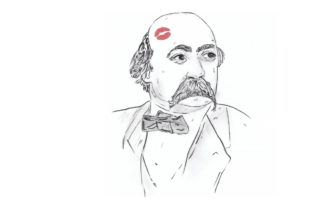 visuel Flaubert Correspondances
